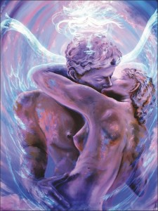 Lovers-JacquelineRipstein Painting